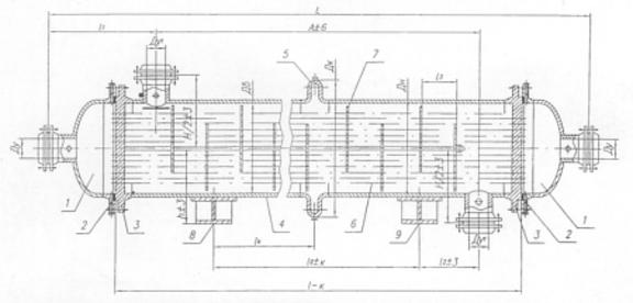 Теплообменник 325 тнг-2, 5 цена теплообменник для дизельной горелки в разрезе